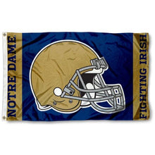 Load image into Gallery viewer, Notre Dame Flag 3x5 ft