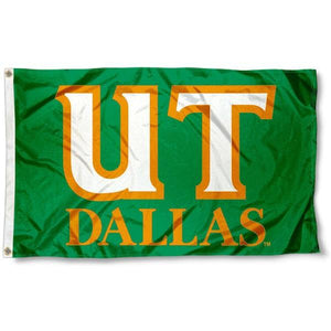 UT Dallas Comets Digital Printing flag 90*150 CM