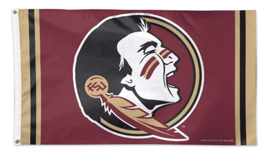 Florida State Seminoles Deluxe University Banner Flag 3ft*5ft