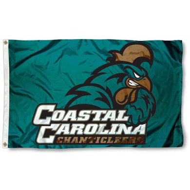 Coastal Carolina Chanticleers Flag 3x5ft