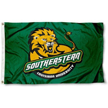 Load image into Gallery viewer, Southeastern Louisiana Lions Flag 3*5ft