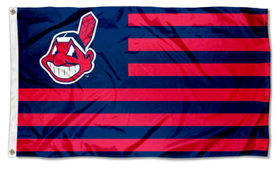 Cleveland Indians Nation Banner flags 3ftx5ft