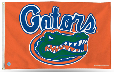 Florida Gators Logo Sports Banner Flag 3*5ft