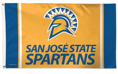San Jose State Spartans sports Banner flag 3*5ft