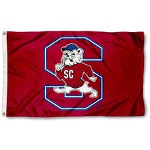 Load image into Gallery viewer, South Carolina State Bulldogs flag 3x5FT