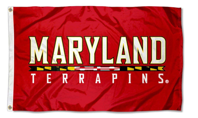 Maryland Terrapins Banner Sports Flag 3*5ft