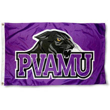 Load image into Gallery viewer, Prairie View A&M Panthers Flag 3ftx5ft