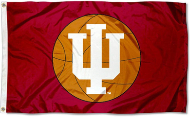 Indiana Hoosiers College Banner Flag 3*5ft