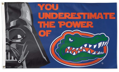 Florida Gators Star Wars Banner Flag 3*5ft