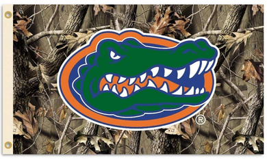 Florida Gators Camo Banner Flag 3*5ft