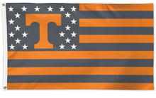 Load image into Gallery viewer, Tennessee Volunteers Stars and Stripes Banner Flag 3*5ft