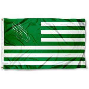 North Texas Mean Green College Flag 3x5 ft