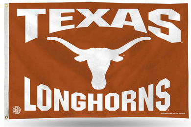Texas Longhorns Banner Flag 3x5FT