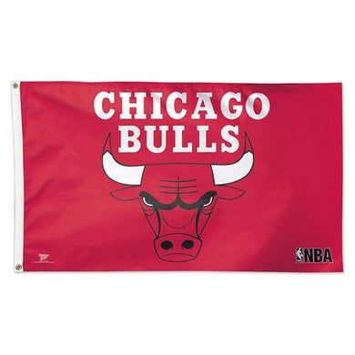 Chicago Bulls custom flag 3ftx5ft