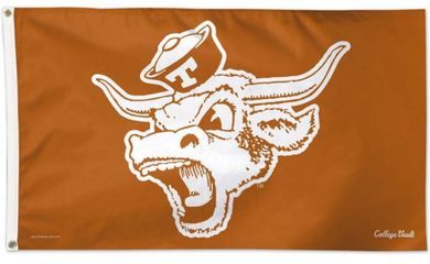 Texas Longhorns  Banner Flag 3ftx5FT