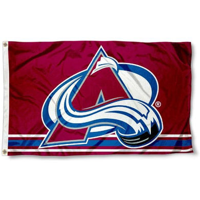Colorado Avalanche flag 90x150cm 100D