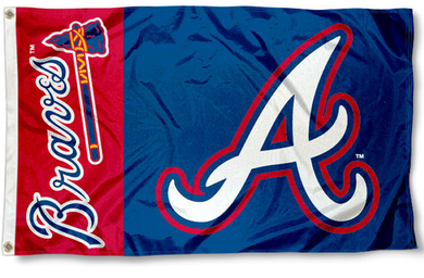 Atlanta Braves Nation Sport Banner flags 3ftx5ft