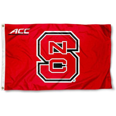North Carolina State Wolfpack Flag 3ftx5ft
