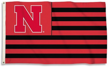 Load image into Gallery viewer, Nebraska Cornhuskers Husker National Flag 90*150 CM