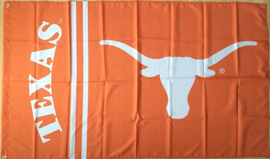 University of  Texas Longhorns Flag 3x5FT