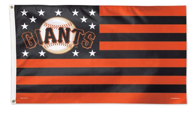 San Francisco Giants Star and Stripes Banner flags 90x150cm