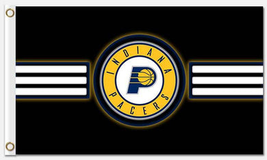 Indiana Pacers custom flag 3ftx5ft