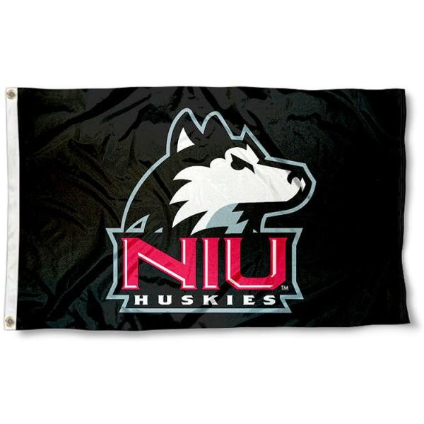 Northern Illinois Huskies Flag 3x5 ft