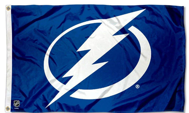 Tampa Bay Lightning 3x5ft Flag 100D