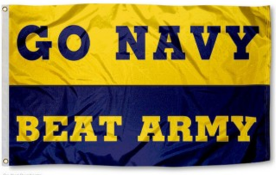 Army Black Knights Go Navy beat Army Banner Flag 3*5ft