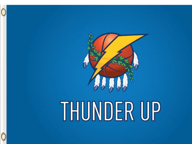 Oklahoma City Thunder flags 90x150cm