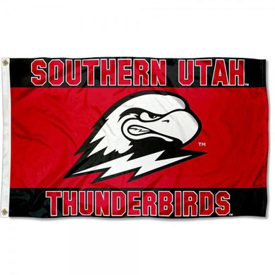 Southern Utah Thunderbirds Flag 3ftx5ft