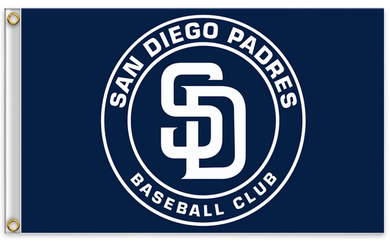 San Diego Padres Baseball Banner flags 90x150cm