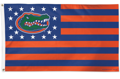 Florida Gators Stars and Stripes Banner Flag 3x5ft