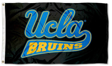 UCLA Bruins Banner Blackout Flag 3*5ft