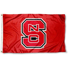 Load image into Gallery viewer, North Carolina State Wolfpack Flag 3ftx5ft