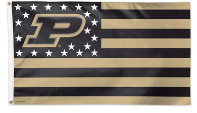 Purdue Boilermakers Star and Stripes Flag 3*5ft