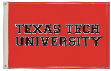Texas Tech Red Raiders University Banner Flag 3ft*5ft