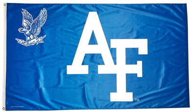 Air Force Falcons AF Deluxe Banner Flag 3ftx5ft