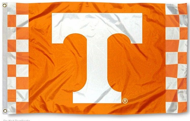Tennessee Volunteers End Zone Flag 3*5ft