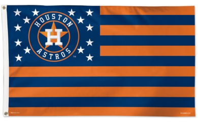 Houston Astros Baseball Team Flag 3x5ft