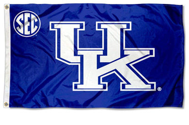 Kentucky Wildcats Sec Banner Flag 3*5ft