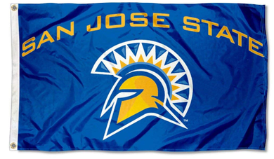 San Jose State Spartans University Banner flag 3*5ft