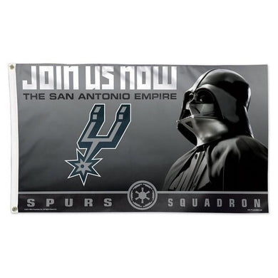 San Antonio Spurs Basketball Flags 3x5ft