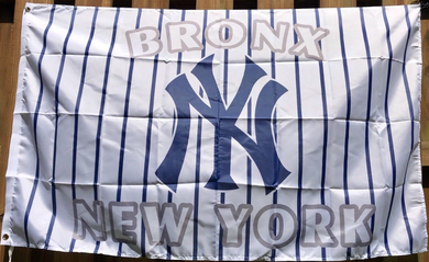 New York Yankees Sport Banner Large Flag 3ft x 5ft