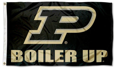 Purdue Boilermakers Boiler Up Banner Flag 3*5ft