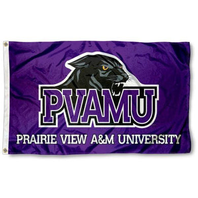 Prairie View A&M Panthers Flag 3ftx5ft