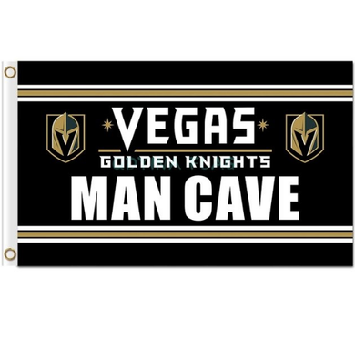 New Designs Vegas Golden Knights Flags 3x5ft