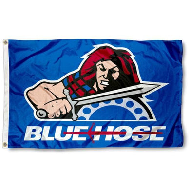 Presbyterian College Blue Hose Flag 3ftx5ft