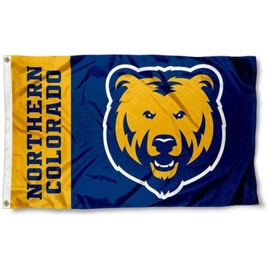 Northern Colorado Bears Flag 3x5 ft
