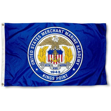 US Merchant Marine Mariners Flag 3ftx5ft